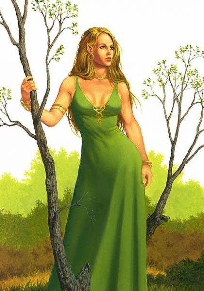 Лесной домик - сказка для эльфа