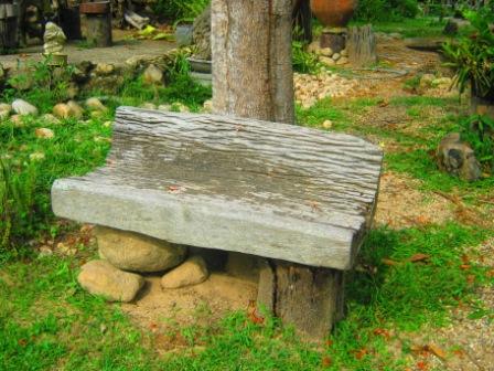 Своими руками стол в сад