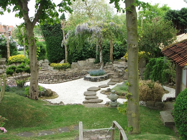 Японский сад своими руками