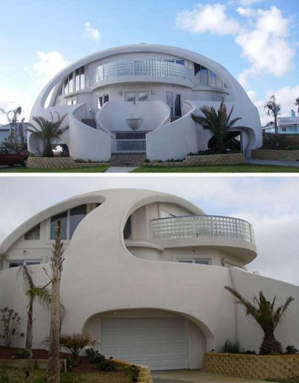 Уникальные проекты домов