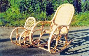 Кресло-качалка для дачи (3)