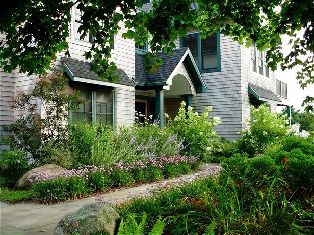 В дом 12 идеи для оформления сада 3