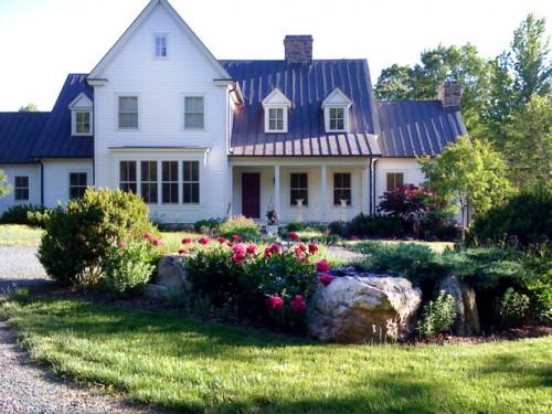 Дизайн входа в дом - 12 идеи для оформления сада (5)