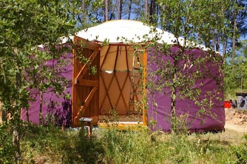 Палатка домик - необычный тент (3)
