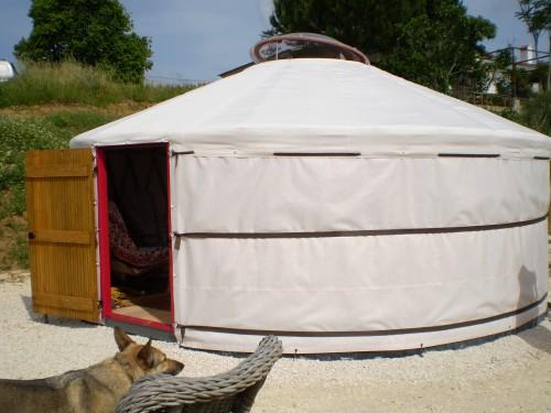 Палатка домик - необычный тент (13)