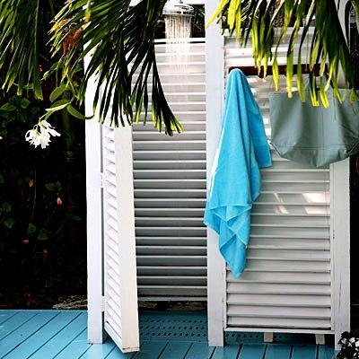Летний душ своими руками - летний душ для дачи (2)