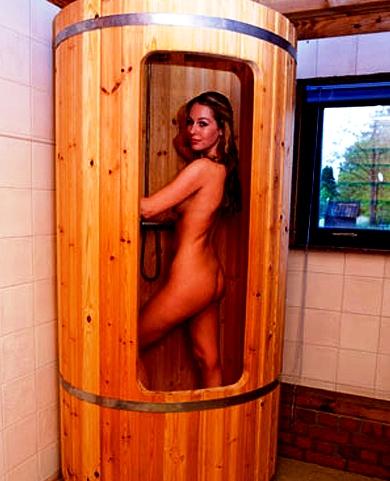 Летний душ своими руками - летний душ для дачи (9)