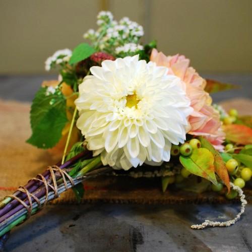 Как делать букеты - как сделать букет из цветов (4)