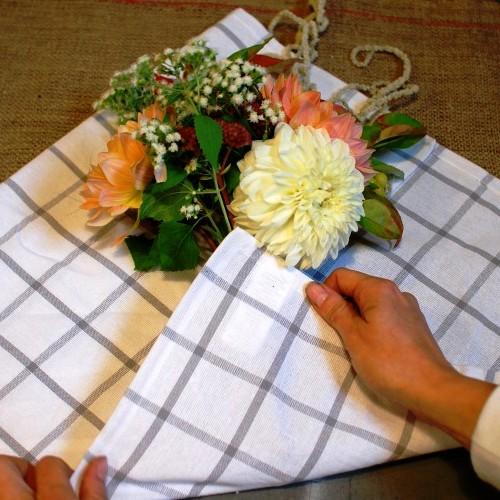 Как делать букеты - как сделать букет из цветов (2)