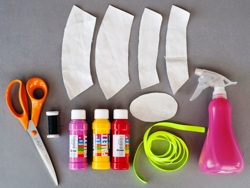 Чехол на корзину своими руками - держатели для салфеток (2)