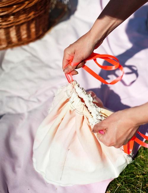 Чехол на корзину своими руками - держатели для салфеток (19)
