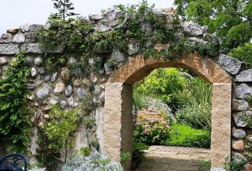 Дизайн садового участка - приусадебный участок своими руками (10)