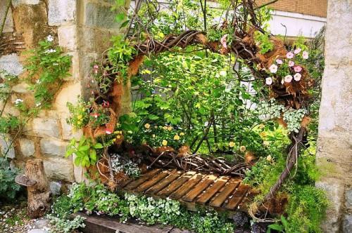 Дизайн садового участка - приусадебный участок своими руками (11)