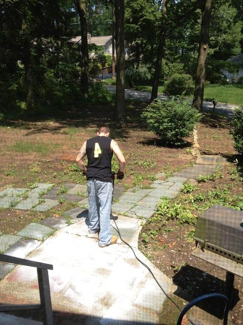 Красивый вход в дом - красивый сад своими руками (4)