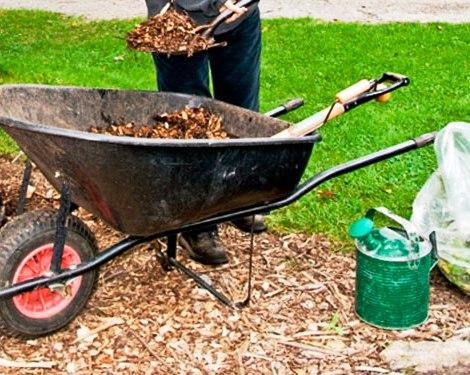 Мульчирование почвы - что такое мульча (8)
