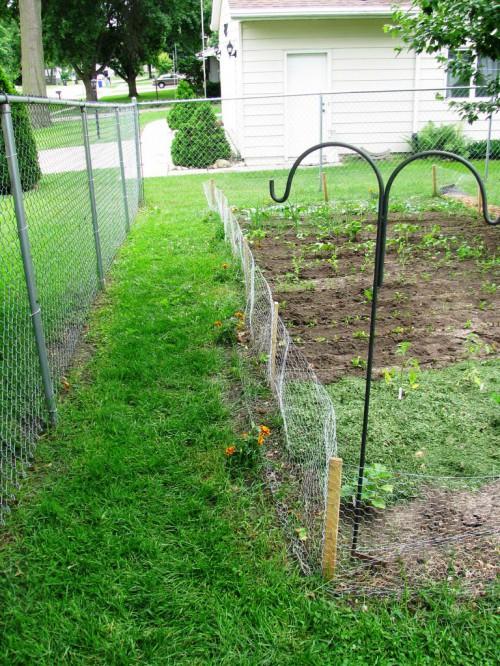 Оформление огорода - украшение двора своими руками (2)