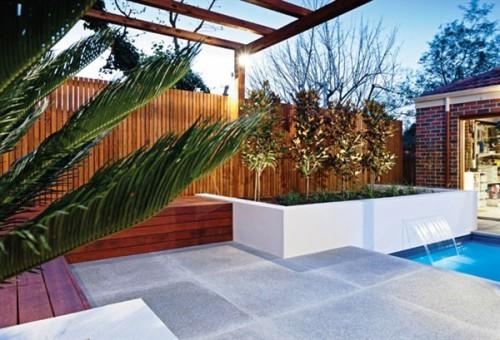 Оформление сада своими руками - садово-ландшафтный дизайн (4)