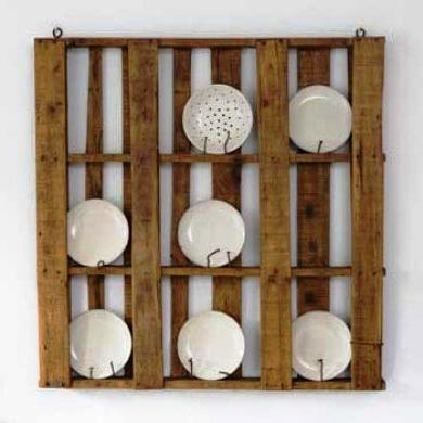 Мебель для дачи своими руками - поделки из поддонов (2)