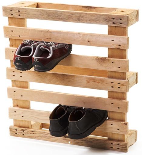 Мебель для дачи своими руками - поделки из поддонов (3)