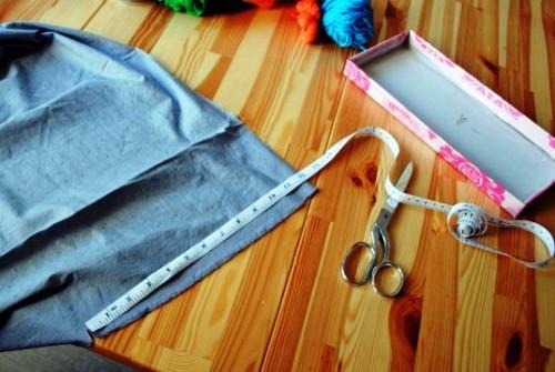 Подставка для сережек - держатель своими руками (4)