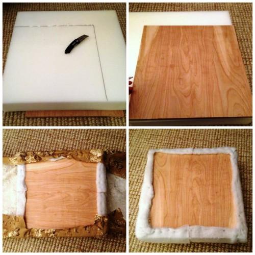 Табуретка своими руками - изготовление табурета (13)