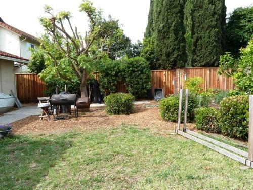 Украшение садового участка своими руками - оформление дачи своими руками (8)