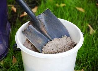 Удобрения для огорода - зола как удобрение (2)