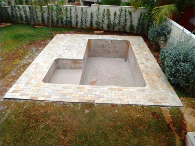 Как своими руками построить бассейн на даче