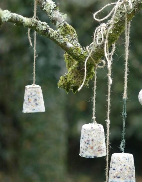 Как сделать кормушку для птиц своими руками - идеи (6)