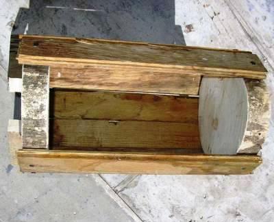 Деревянная лошадка - как сделать (3)