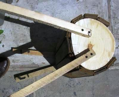Деревянная лошадка - как сделать (4)