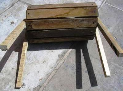 Деревянная лошадка - как сделать (5)