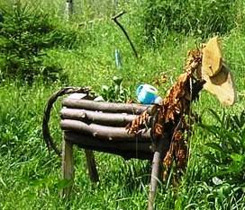 Деревянная лошадка - как сделать (8)