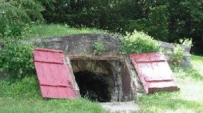 Обустройство погреба - погреб на даче (2)