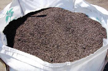 Органические удобрения - хранение навоза (6)