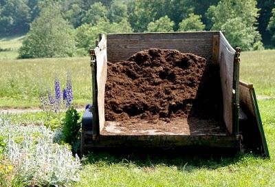 Органические удобрения - хранение навоза (7)