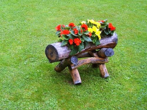 Рабатка - фото цветников (5)