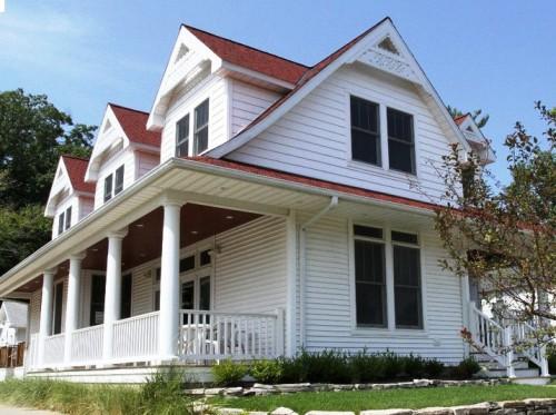 Архитектурные стили домов - южноамериканский  (1)