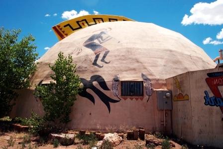 Дома из самана - эльфийские и хоббичьи постройки - фото (12)
