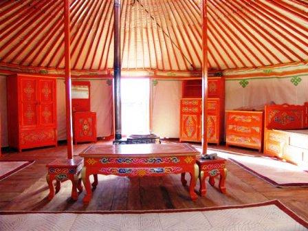 Дома из самана - эльфийские и хоббичьи постройки - фото (30)