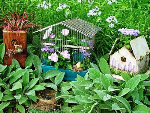 Декор садового 73