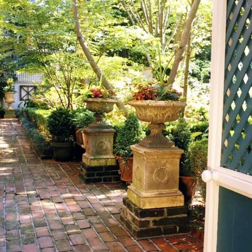 Оформление садов - винтажный стиль (16)