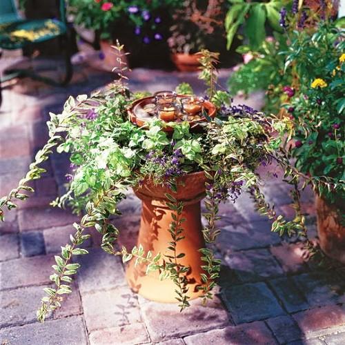 Оформление садов - винтажный стиль (17)
