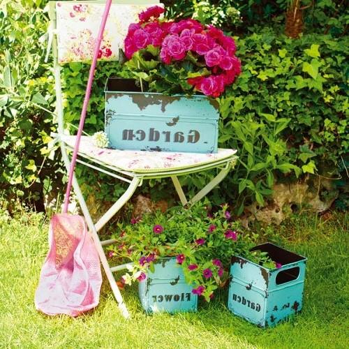 Оформление садов - винтажный стиль (22)