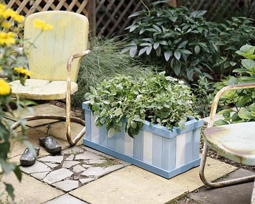 Оформление садов - винтажный стиль (23)