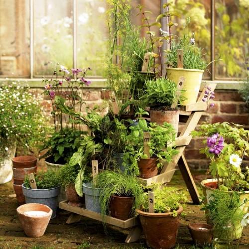 Оформление садов - винтажный стиль (30)