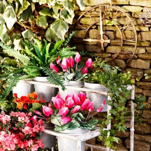 Оформление садов - винтажный стиль (31)