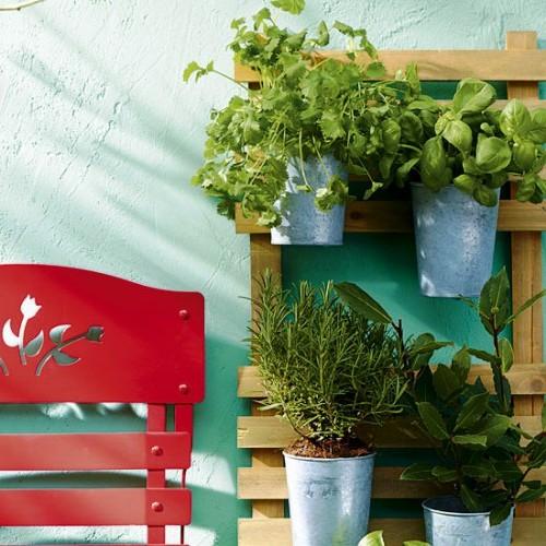 Оформление садов - винтажный стиль (33)