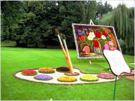 Топиарное искусство - виды растений и фото (24)