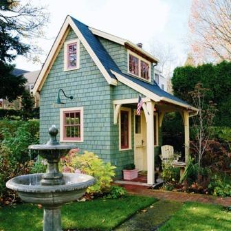 Проекты дачных домов из разных материалов (1)